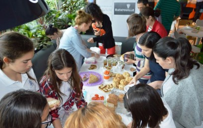 Acțiune caritabilă a elevilor școlii Little London – Sandwich Day – in parteneriat cu Orange