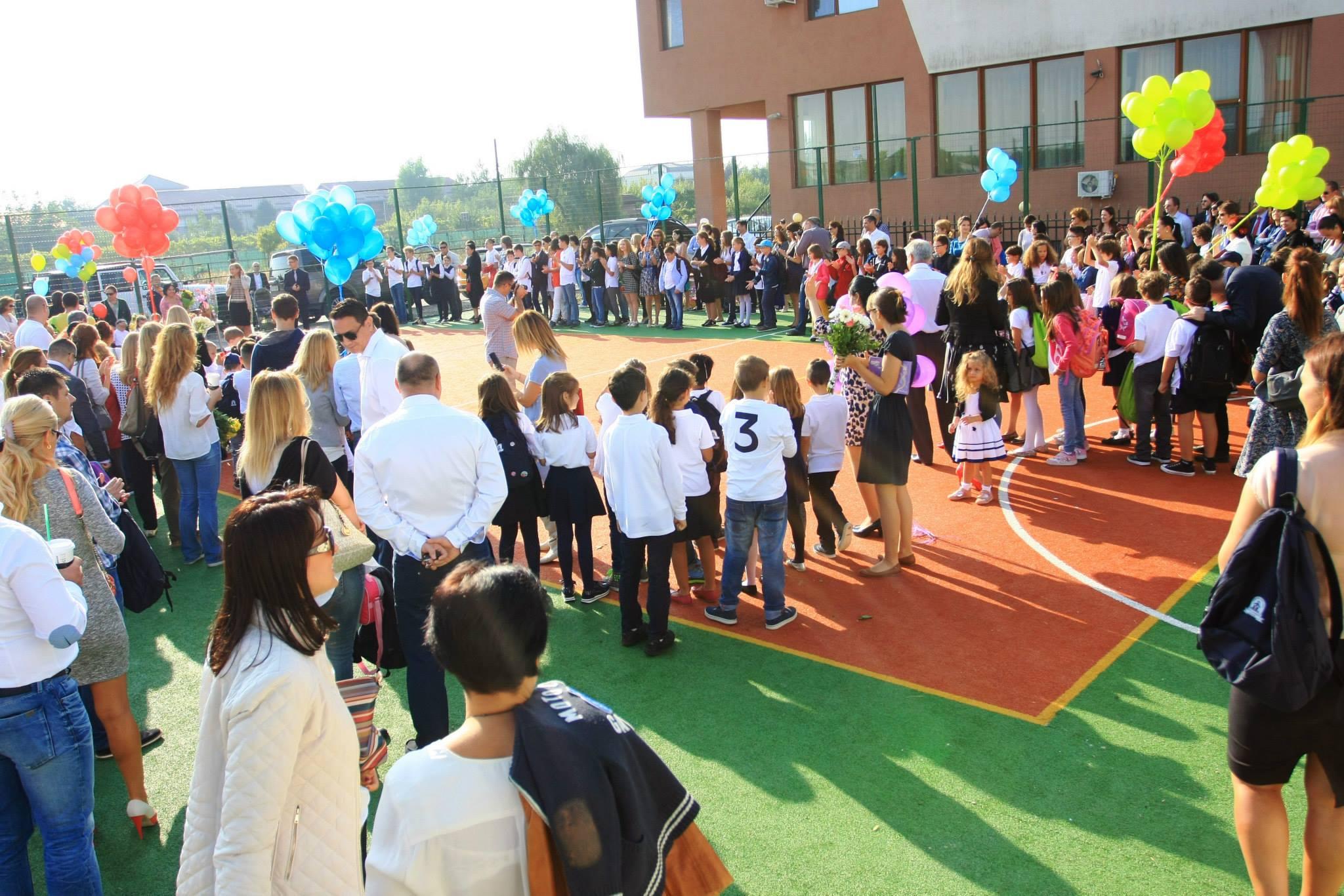 Deschidere an scolar 2015-2016