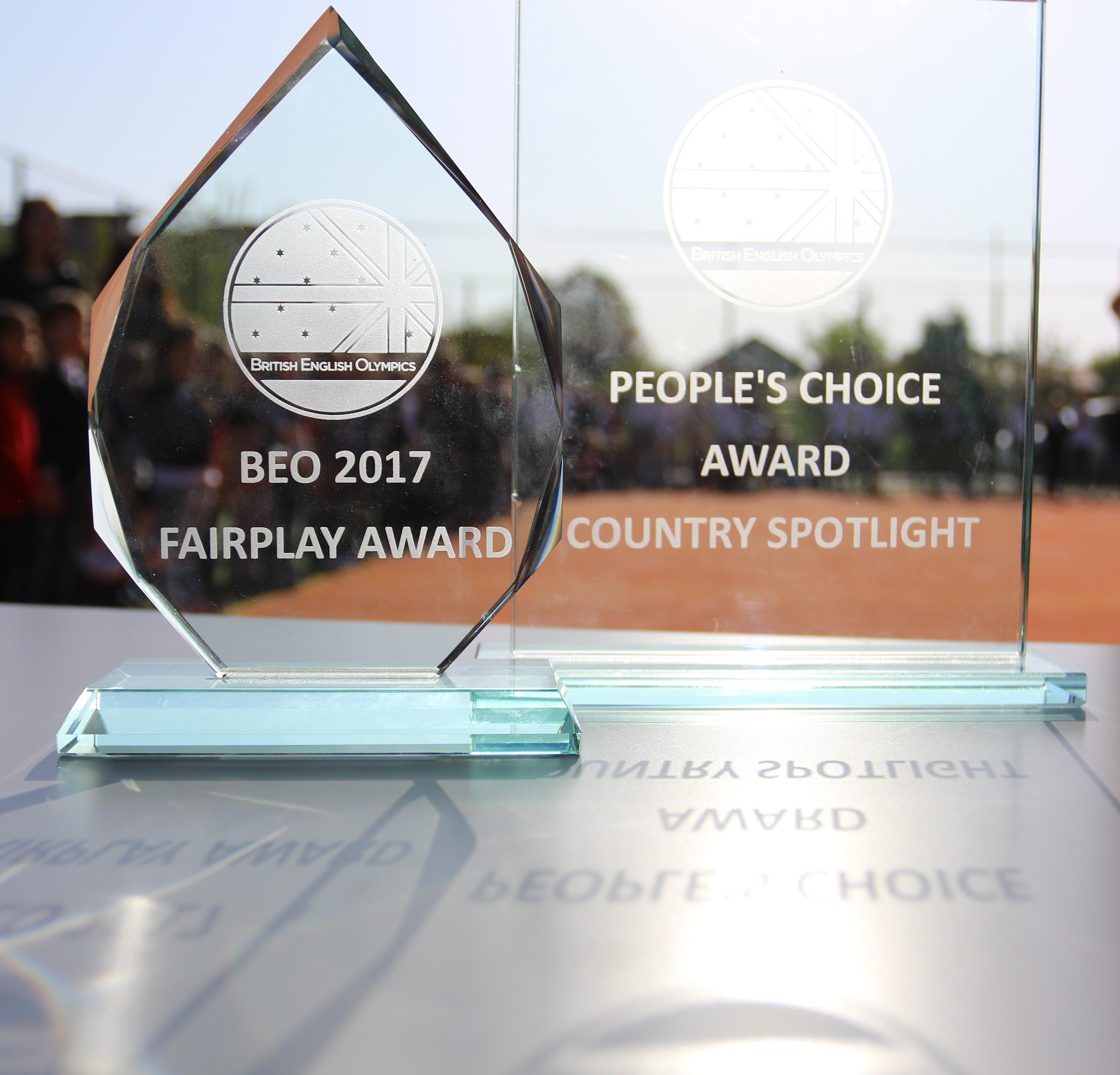 Echipa LLI Academy – semifinalistă și două premii la British English Olimpics