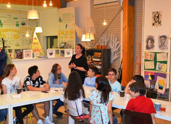 Participarea LLI Academy la olimpiadele de limba și literatura română, etapă locală 2018