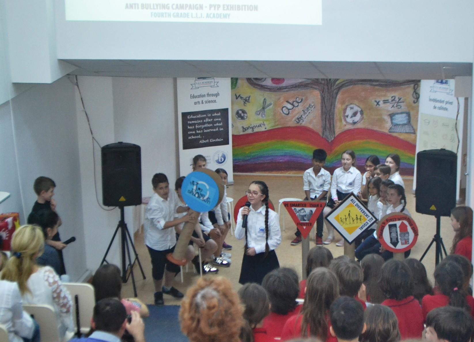 """LLI Academy – """"Interferențe"""" – Vernisaj de arte la Cărturești Verona"""