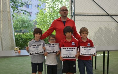 Interschool Chess LLI Academy