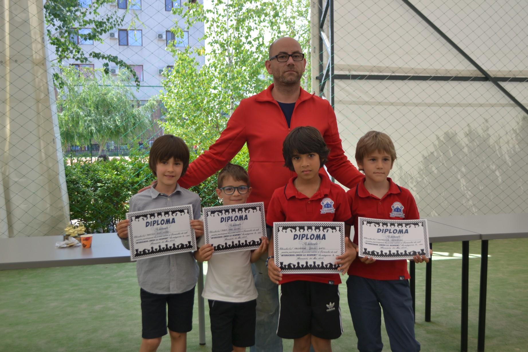 Interschool Chess LLI Academy