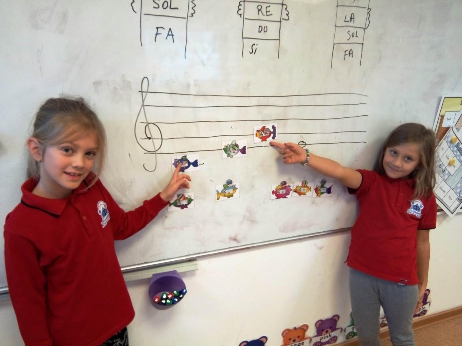 Clasa I – exersăm abilitățile muzicale