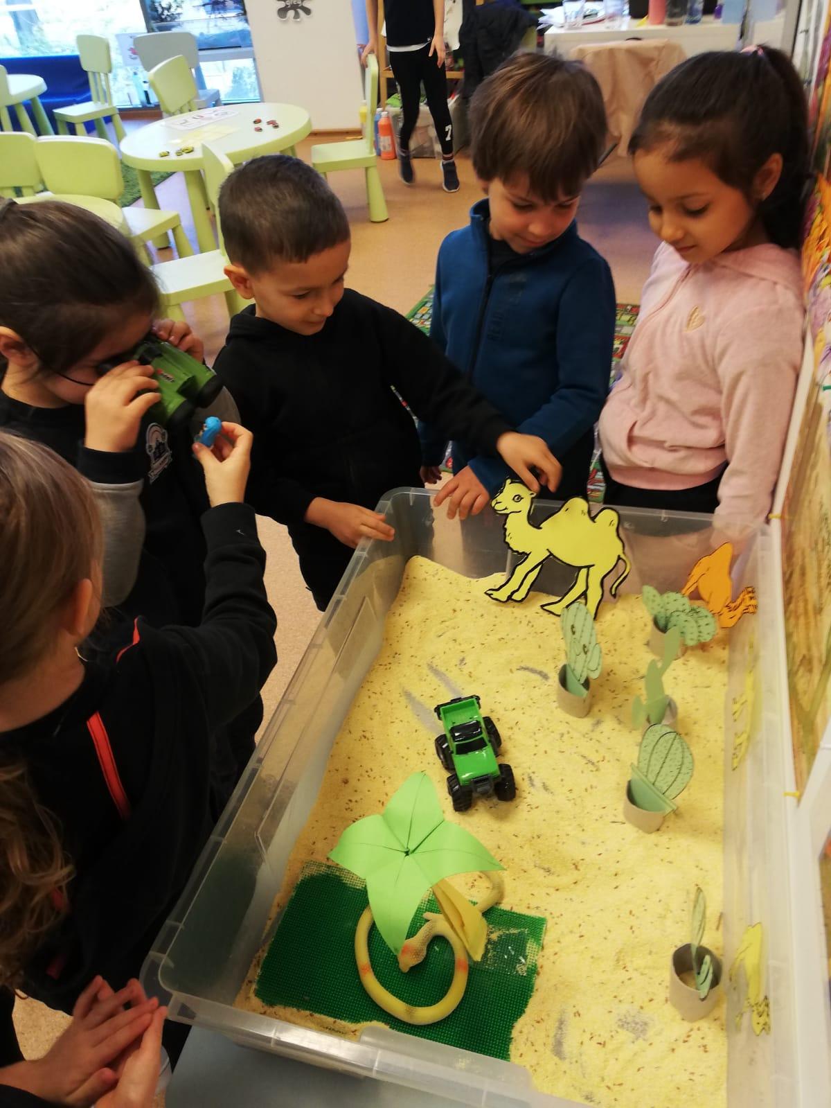Growing Together – proiect al copiilor din grupa Butterflies