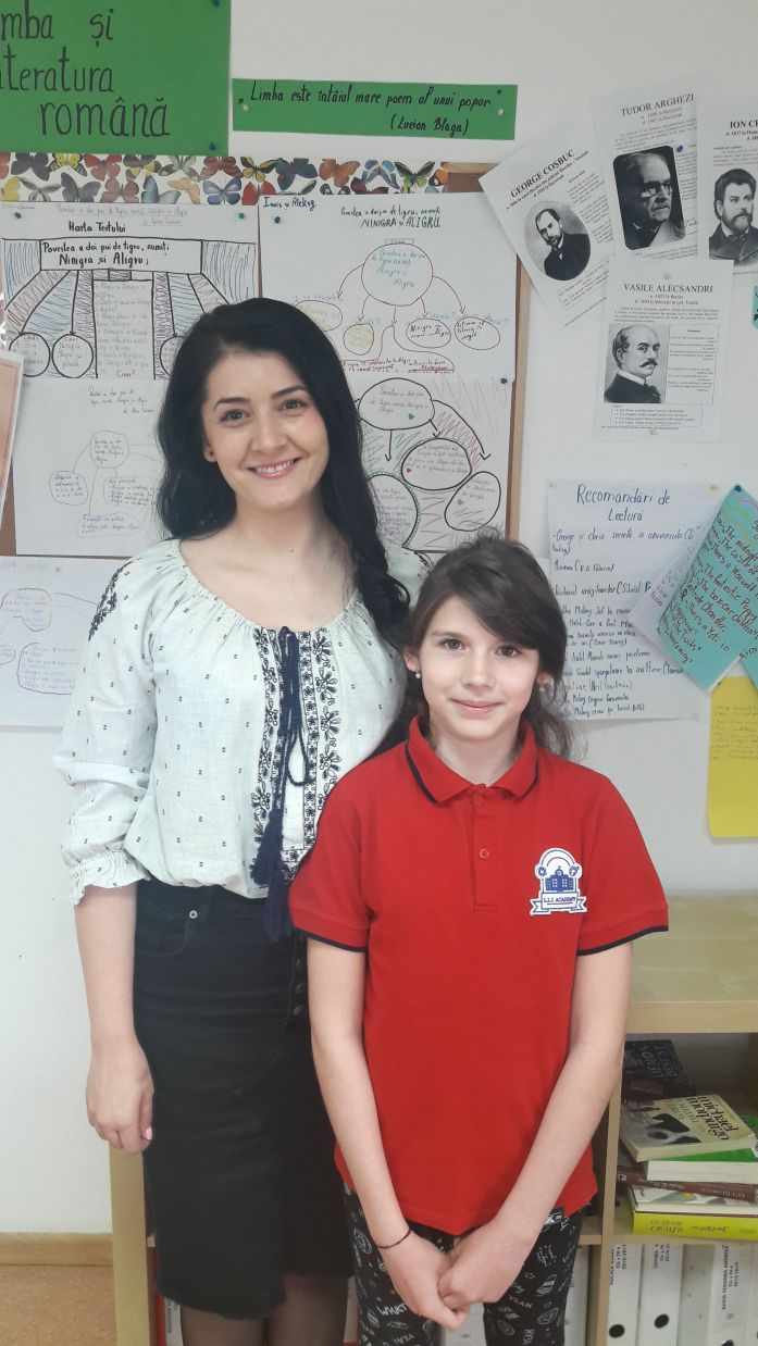 Ema Jibleanu – locul II la Concursul Internațional de Creație Literară