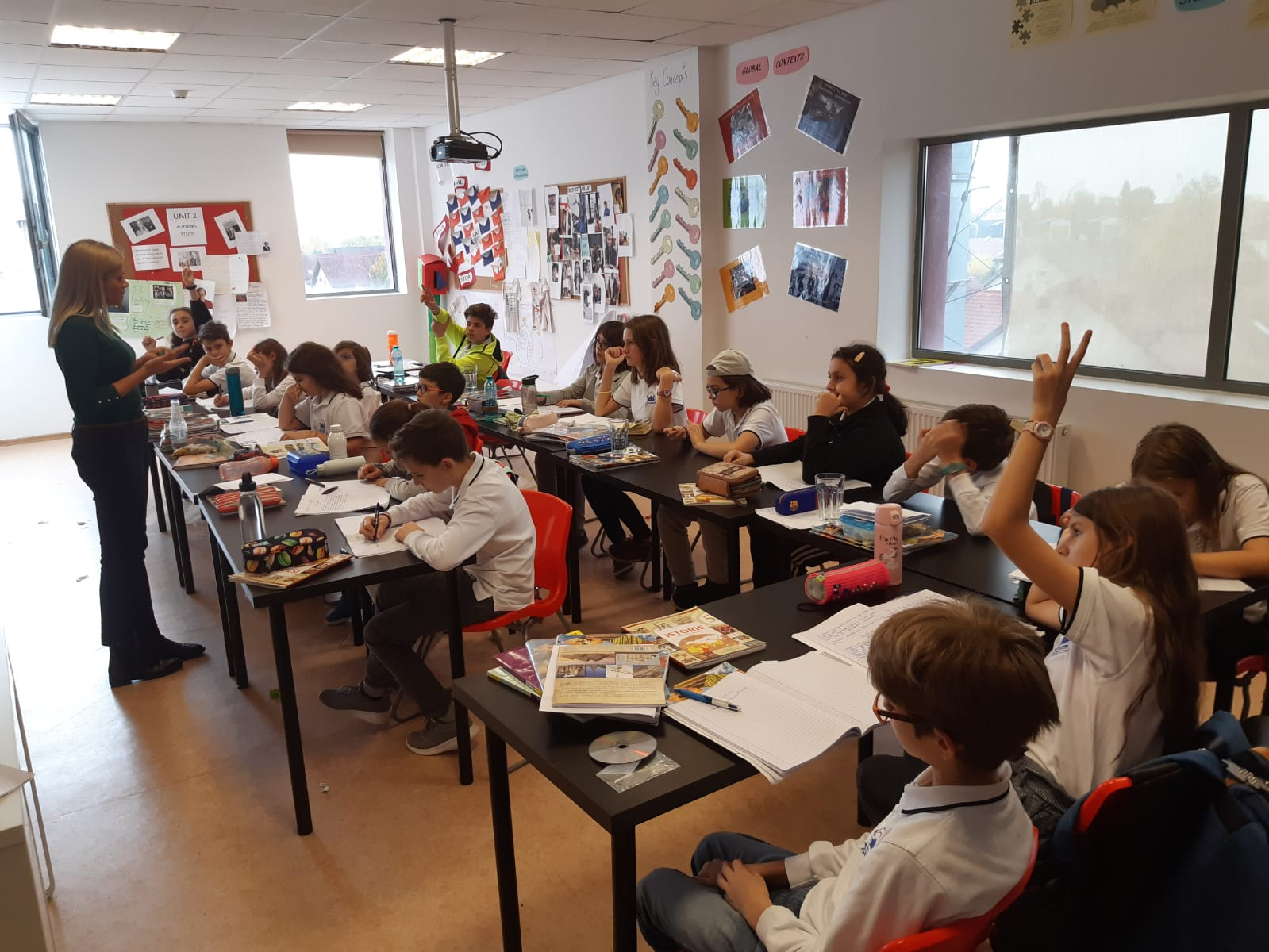 Scrierea in Orientul Antic – Lecție interdisciplinară la clasa a V-a